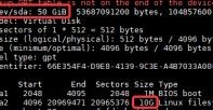 【笔记】linux虚拟机扩展分区和文件系统